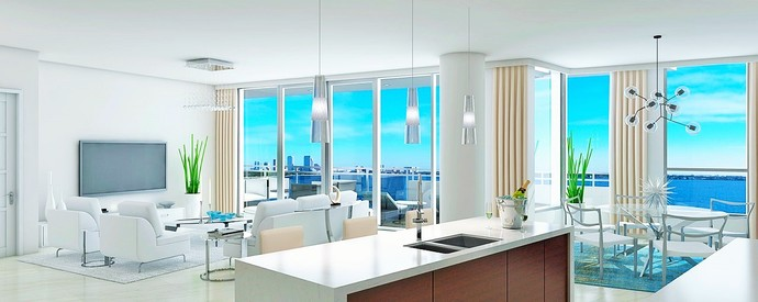 Luxury Penthouses Florida