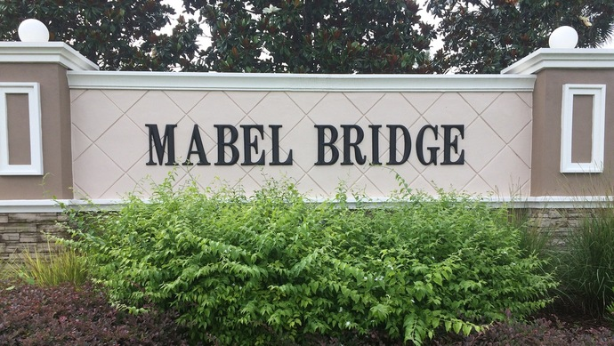 Mabel Bridge In Dr. Phillips in Orlando Florida often has homes for sale under $400,000