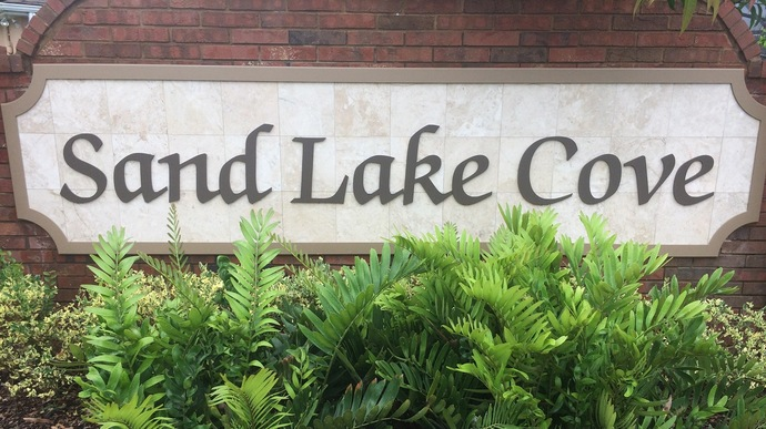 Sand Lake Cove In Dr. Phillips in Orlando Florida often has homes for sale under $400,000