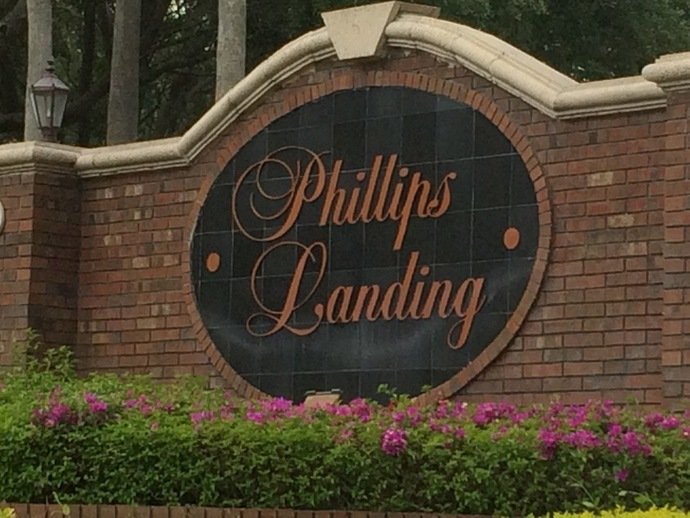 Phillips Landing a community where over 20 homes for sale sell every six months in Dr Phillips in Orlando Florida