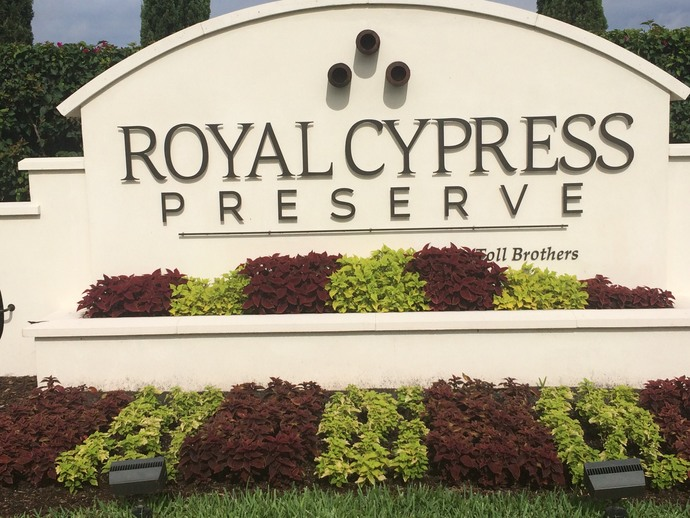 Royal Cypress Preserve a community where over 20 homes for sale sell every six months in Dr Phillips in Orlando Florida