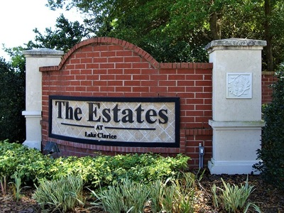Estates at Lake Clarice Luxury Homes for Sale Windermere Fl 34786