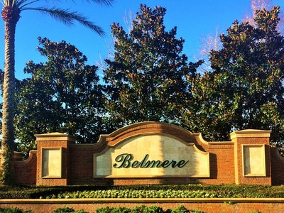 Belmere Windermere Fl-Belmere Village Homes For Sale