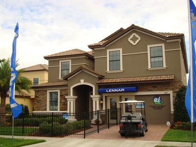 Champions Gate Fl 33896 - The Maui Model New Construction Vacation Home