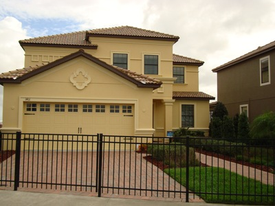 Champions Gate Fl 33896 - The Bali Model New Construction Vacation Home