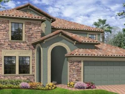 Champions Gate Fl 33896 - The Cayman Model New Construction Vacation Home