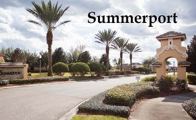 Video of Summerport Community in Windermere Florida
