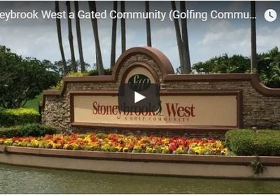 Video of Stoneybrook West a Gated Golf Community in Winter Garden Florida