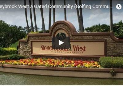 Video of Stoneybrook West a Gated Golf Community in Winter Garden Florida