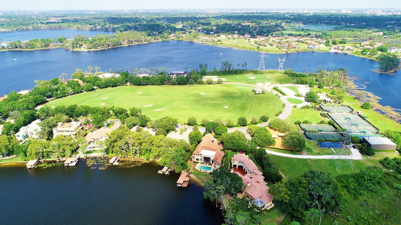 Isleworth a Gated Community, Golfing Community and Country ...