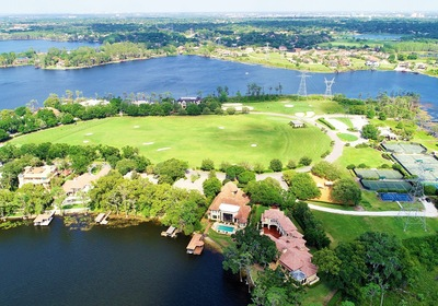 Isleworth a Gated Community, Golfing Community and Country Club.
