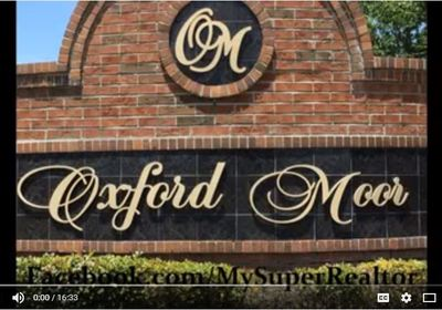 Video of Oxford Moor a gated community in Windermere Florida