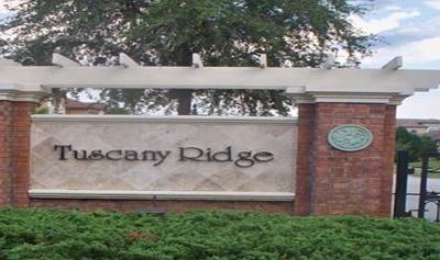 Tuscany Ridge is a gated community in Windermere Florida. Here is some great information.