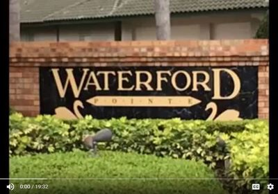Video of Waterford Pointe and Local Shopping plus much more