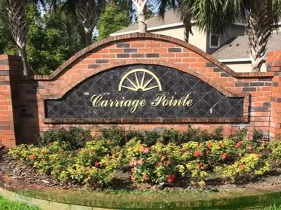 Carriage Pointe Winter Garden Fl-Homes For Sale