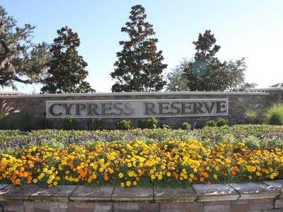 Cypress Reserve Winter Garden FL-Homes For Sale