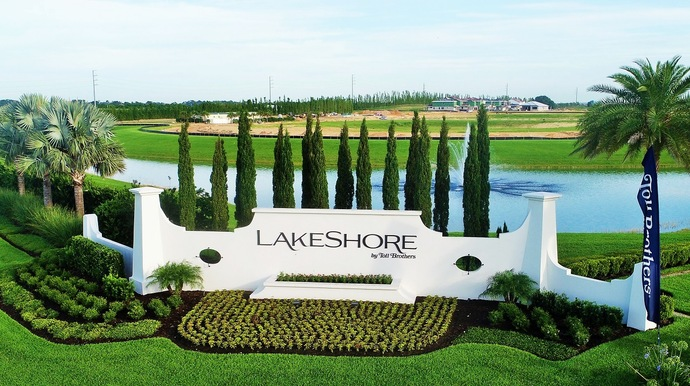 Lakeshore Toll Brothers| Lakeshore Winter Garden Fl