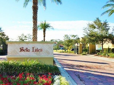 Bella Isles Orlando Fl-Homes For Sale