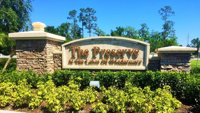 The Preserve At The Lakes Of Windermere Homes For Sale Community