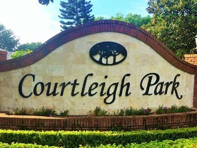 Courtleigh Park Homes For Sale|Orlando Florida