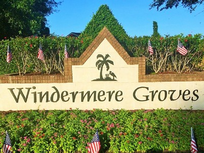 Windermere Groves Homes For Sale|Ocoee FL