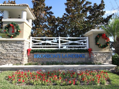 Bronsons Landing Winter Garden Florida Homes For Sale