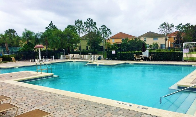 Avalon Lakes Located In Orlando Florida A Beautiful Community Area