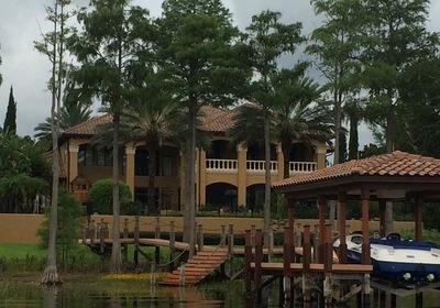 Lake Butler Information Lakefront Homes