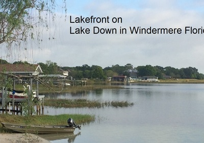 Lake Down Information Homes For Sale