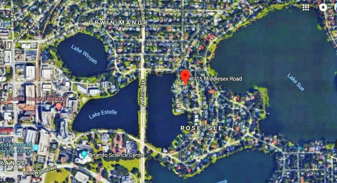 Rose Isle Orlando FL-See The Homes For Sale-Read Info On ...