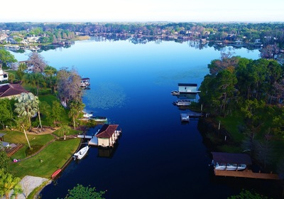 Orlando Waterfront-Lakefront Homes