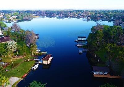 Orlando Waterfront-Lakefront Homes