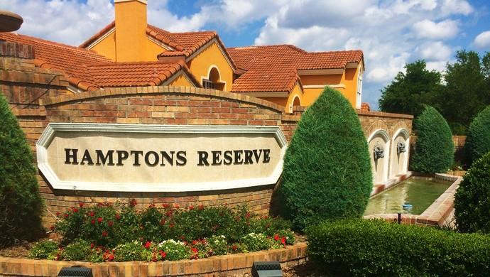 Hamptonu0027s Reserve Orlando FL