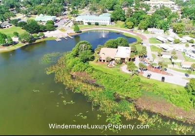 Starke Lake in Ocoee Florida