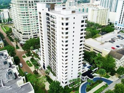 530 East Central Condominium Orlando Fl