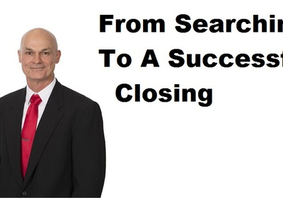 From Searching For To Closing On A Home