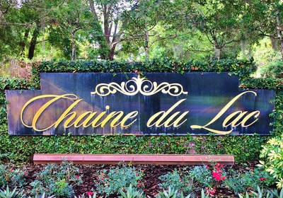 Chaine Du Lac a Gated Subdivision in Windermere Florida