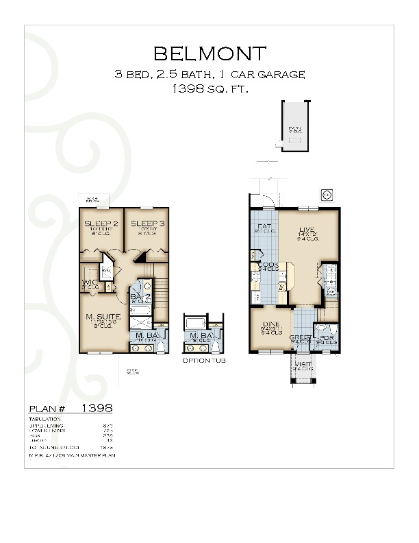 Waters Edge Lake Nona Townhomes For Sale