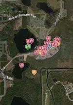 Winter Garden Florida Map.Latham Park Winter Garden Fl No Surprise Fees