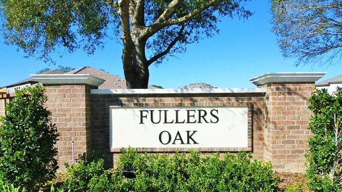 Fullers Oak Winter Garden Fl